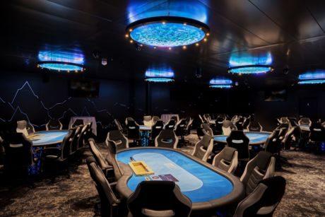 17 Cashgame Tische